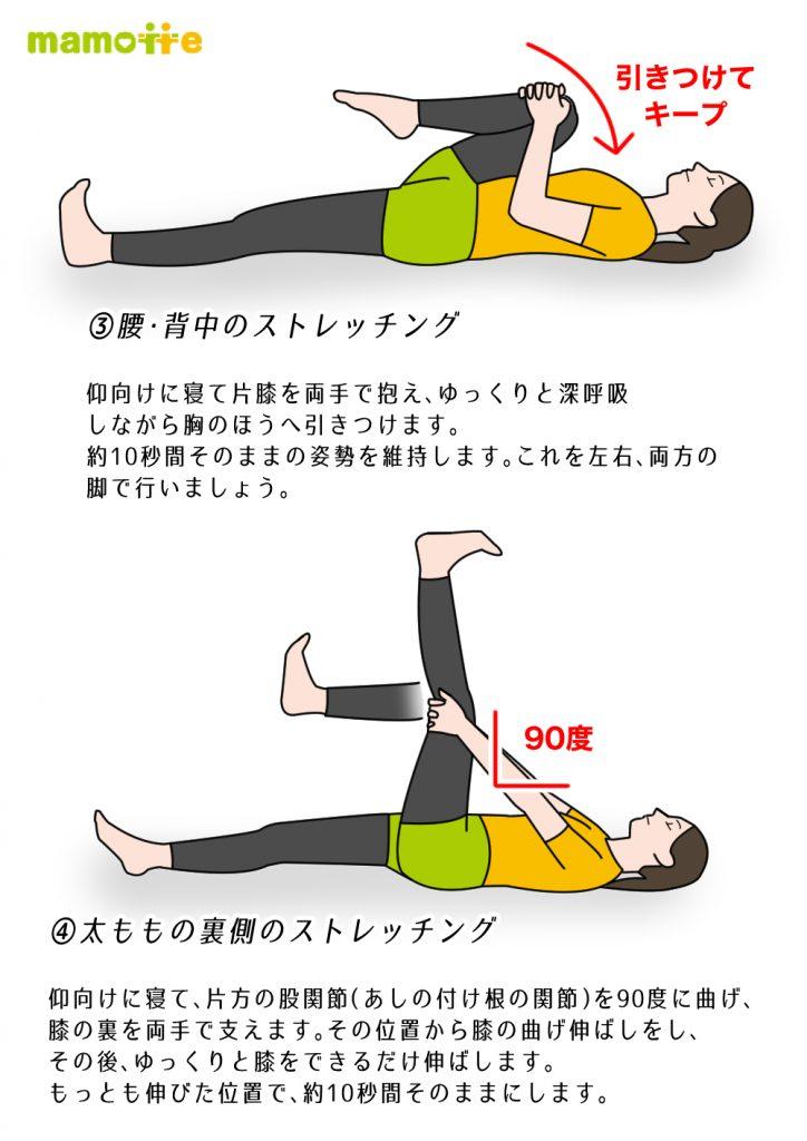 ロコモ 体操2